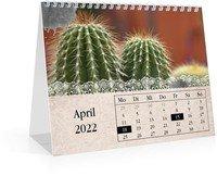 Calendar Monats-Tischkalender Tintenklecks 2022 page 5 preview