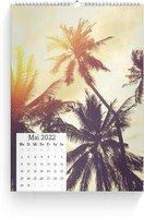 Calendar Wandkalender Quadrat 2022 page 6 preview