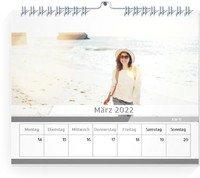 Calendar Wochenkalender Minimalistisch 2022 page 13 preview