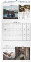 Calendar 3-Monatskalender Foto-Mosaik 2022 page 11 preview