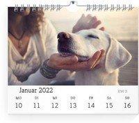 Calendar Wochen-Wandkalender Blanko 2022 page 4 preview