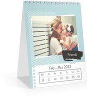 Calendar Wochen-Tischkalender Trendig 2022 page 11 preview