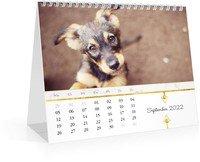 Calendar Tischkalender Marmor 2022 page 10 preview