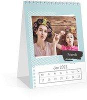 Calendar Wochen-Tischkalender Trendig 2022 page 5 preview