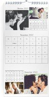 Calendar 3-Monatskalender Foto-Mosaik 2022 page 12 preview