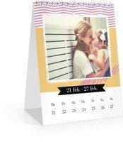 Calendar Wochen-Tischkalender Kunterbunt 2022 page 10 preview