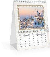 Calendar Monats-Tischkalender Reisefieber 2022 page 10 preview