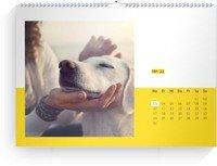 Calendar Wandkalender Sonnenschein 2022 page 11 preview
