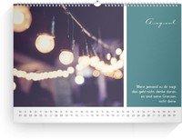Calendar Wandkalender Spruchsammlung 2022 page 9 preview