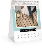Calendar Wochen-Tischkalender Kunterbunt 2022 page 5 preview