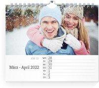 Calendar Wochen-Wandkalender Blanko Notizen 2022 page 13 preview