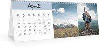 Calendar Monatskalender Hoch Farbenspiel 2022 page 5 preview