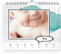 Calendar Wochenkalender Gestrichelt 2022 page 7 preview