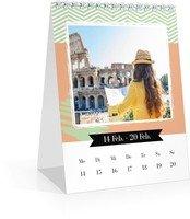 Calendar Wochen-Tischkalender Kunterbunt 2022 page 9 preview
