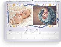Calendar Wochenkalender Blumenfest 2022 page 8 preview