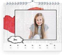 Calendar Wochenkalender Gestrichelt 2022 page 2 preview