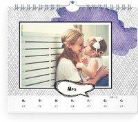 Calendar Wochenkalender Gestrichelt 2022 page 12 preview