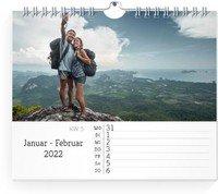 Calendar Wochen-Wandkalender Blanko Notizen 2022 page 5 preview