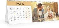 Calendar Monatskalender Hoch Farbenspiel 2022 page 4 preview