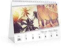 Calendar Wochen-Tischkalender Blanko Ethnoschick 2022 page 11 preview