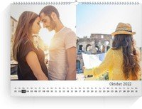Calendar Blanko Collage Quer 2022 page 11 preview