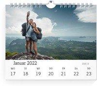 Calendar Wochen-Wandkalender Blanko 2022 page 5 preview
