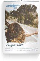 Calendar Wandkalender Zeit für Leichtigkeit 2022 page 9 preview