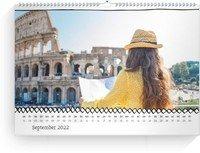 Calendar Wandkalender Bordüre 2022 page 10 preview