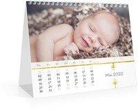 Calendar Tischkalender Marmor 2022 page 6 preview