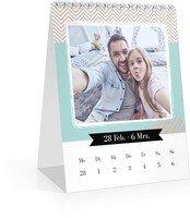 Calendar Wochen-Tischkalender Kunterbunt 2022 page 11 preview