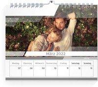 Calendar Wochenkalender Minimalistisch 2022 page 12 preview