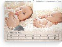 Calendar Wochenkalender Tintenklecks 2022 page 10 preview