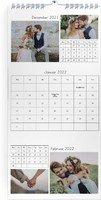 Calendar 3-Monatskalender Foto-Mosaik 2022 page 2 preview