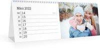 Calendar Tischkalender Blanko Notizen 2022 page 13 preview