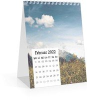 Calendar Tischkalender Quadrat 2022 page 3 preview