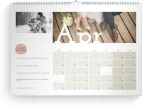 Calendar Wandkalender Challenge 2022 page 5 preview