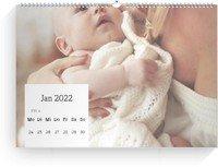 Calendar Wochenkalender Quadrat 2022 page 4 preview