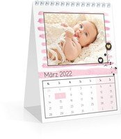 Calendar Monats-Tischkalender Herzallerliebst 2022 page 4 preview