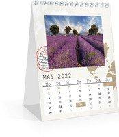 Calendar Monats-Tischkalender Reisefieber 2022 page 6 preview