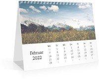 Calendar Tischkalender Blanko 2022 page 3 preview