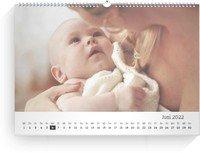 Calendar Blanko quer 2022 page 7 preview