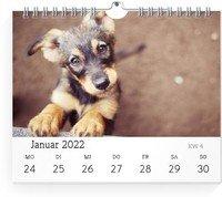 Calendar Wochen-Wandkalender Blanko 2022 page 6 preview