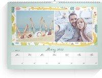 Calendar Wochenkalender Blumenfest 2022 page 12 preview