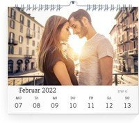 Calendar Wochen-Wandkalender Blanko 2022 page 8 preview