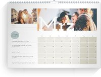 Calendar Wandkalender Challenge 2022 page 4 preview