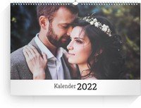 Calendar Blanko Collage Quer 2022 page 1 preview