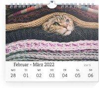 Calendar Wochen-Wandkalender Blanko 2022 page 11 preview