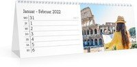 Calendar Tischkalender Blanko Notizen 2022 page 7 preview