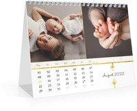 Calendar Tischkalender Marmor 2022 page 9 preview