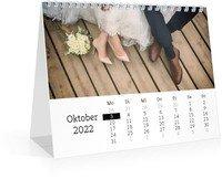 Calendar Tischkalender Blanko 2022 page 11 preview